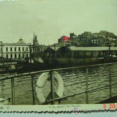 Postales: 8525 CARTAGENA VISTA DEL MUELLE AÑOS 1930 - MAS DE ESTA CIUDAD EN MI TIENDA C&C. Lote 13521381