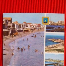 Postales: CABO DE PALOS - MURCIA. Lote 207603582