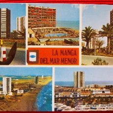 Postales: MAR MENOR - MURCIA. Lote 14244264