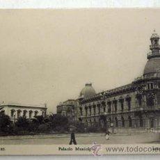 Postales: POSTAL CARTAGENA PALACIO MUNICIPAL EDICIONES ARRIBAS. Lote 14848154