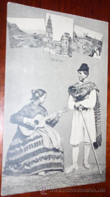 POSTAL MURCIA LACOSTE (Postales - España - Murcia Antigua (hasta 1.939))
