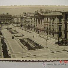 Postales: 1384 MURCIA GLORIETA DE ESPAÑA AÑOS 1950 MAS DE ESTA CIUDAD EN MI TIENDA C&C. Lote 15293979
