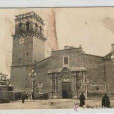 Postales: (PS-13534)POSTAL DE TOTANA(MURCIA)-IGLESIA PARROQUIAL Y PLAZA DE LOS MARTIRES. Lote 15518181