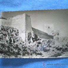 Postales: POSTAL LORCA MURCIA CASTILLO MURALLONES Y TORRE ALFONSINA 1958 ESCRITA. Lote 22022158