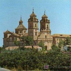Postales: POSTAL - MURCIA - MONASTERIO DE SAN GERÓNIMO - Nº 136 - ESCUDO DE ORO. Lote 17132576