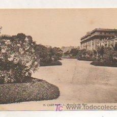 Postales: CARTAGENA. MURALLA DEL MAR. (ED. CASAU). Lote 17814217