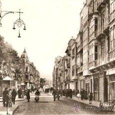 Postales: CARTAGENA.CALLE DEL DUQUE Y SAN DIEGO.FOTOS CASAU. Lote 18033832