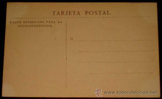 Postales: ANTIGUA POSTAL DE AGUILAS (MURCIA) EL PUERTO - SIN CIRCULAR - MUY RARA - Foto 4 - 176621712