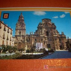 Postales: POSTAL DE MURCIA, PLAZA DEL CARDENAL BELLUGA ,A SUBIRATS Nº 7 DE 1964, NUEVA SIN CIRCULAR. Lote 20860737