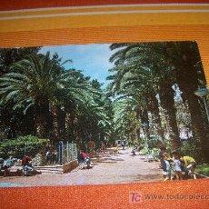 Postales: POSTAL DE MURCIA, JARDINES DE FLORIDABLANCA, EDICIONES ARRIBAS 1969 CIRCULADA. Lote 18991003