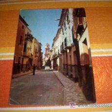 Postales: POSTAL DE MURCIA, CALLE JOSE ANTONIO DE LA CIUDAD DE BULLAS, EDICIONES DAKER 1972 SIN CIRCULAR. Lote 19002368