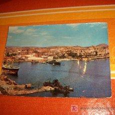 Postales: POSTAL DE CARTAGENA ,PANORAMA DE LA CIUDAD Y DEL PUERTO EXCLUSIVAS F. ALCARAZ 1966 CIRCULADA. Lote 19002627