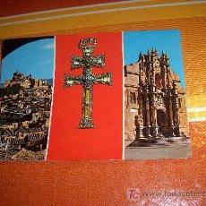 Postales: POSTAL DE MURCIA, VISTA PARCIAL DE LA CIUDAD DE CARAVACA Y SANTUARIO DE SANTA VERA CRUZ 1970 ESCRITA. Lote 20967344