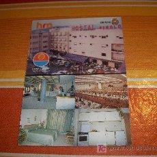 Postales: POSTAL DE CARTAGENA, HOTEL MANOLO , EDICIONES LOYGA , NUEVA SIN CIRCULAR. Lote 19003020