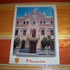 Postales: POSTAL DE MURCIA, FACHADA DE LA UNIVERSIDAD. EDICIONES ESCUDO DE ORO, SIN CIRCULAR. Lote 19004794