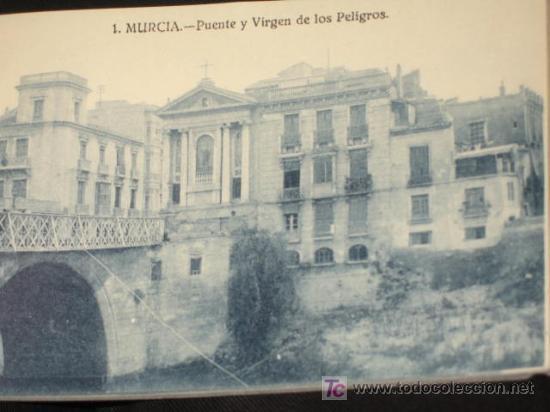 Postales: Carnet Recuerdo de Murcia, de 15 postales, completo. Edición Melero. En una se ve la librería Melero - Foto 5 - 23711072