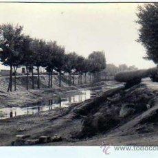 Postales: LORCA MURCIA. FOTOGRÁFICA. AÑOS 30 PEDRO MECHON FOTOGRAFO. RAMBLA DE TIATA.. Lote 18989651