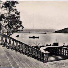 Postales: CARTAGENA.- PARQUE DE ALFONSO TORRES Y PUERTO. Lote 19155064