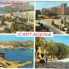 Postales: CARTAGENA. EDICIONES ARRIBAS. Lote 19315372