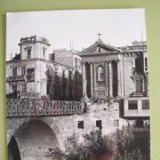 Postales: ANTIGUA POSTAL: MURCIA - PUENTE VIEJO. Lote 19440916