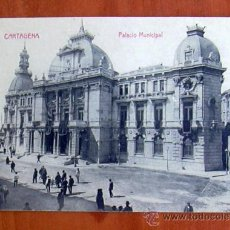 Postales: CARTAGENA - PALACIO MUNICIPAL. Lote 20333115