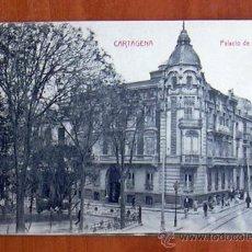 Postales: CARTAGENA - PALACIO DE AGUIRRE. Lote 20333135