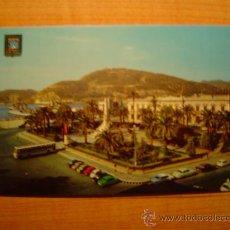 Postales: POSTAL CARTAGENA (MURCIA) HEROES DE CAVITE Y PUERTO SIN CIRCULAR. Lote 20446451
