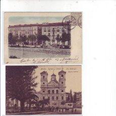 Postales: LOTE DE 550 POSTALES ANTIGUAS DE MURCIA. Lote 23592833