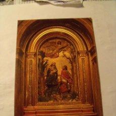 Cartoline: POSTAL SANTUARIO DE LA FUENSANTA MURCIA. RELIEVE HUIDA A EGIPTO. SIN CIRCULAR. S-85. Lote 21120408