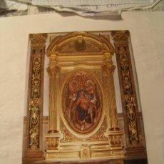 Cartoline: POSTAL SANTUARIO DE LA FUENSANTA MURCIA. RELIEVE CORONACIÓN DE LA VIRGEN. SIN CIRC. S-95. Lote 21120534
