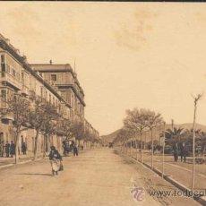 Postales: CARTAGENA (MURCIA).- MURALLA DEL MAR. Lote 21224799
