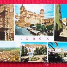 Postales: LORCA - MURCIA. Lote 23731766