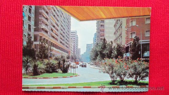 AVENIDA JOSE ANTONIO - MURCIA (Postales - España - Murcia Moderna (desde 1.940))