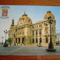 Postales: POSTAL DE CARTAGENA.-AYUNTAMIENTO. Lote 23751434