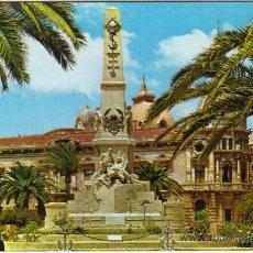 Postales: CARTAGENA - 5 MONUMENTO A LOS HÉROES DE SANTIAGO Y CAVITE. Lote 25545200