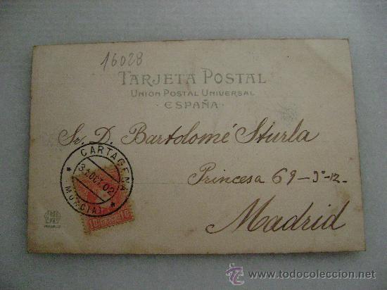 Postales: CARTAGENA.PUERTA DE SAN JOSE.16028 - Foto 2 - 25973001