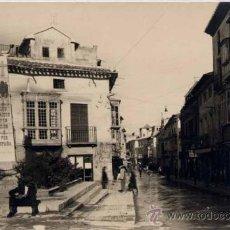 Postales: LORCA (MURCIA).- CALLE DEL GENERALISIMO. Lote 26101623