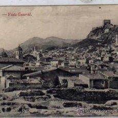 Postales: MURCIA. LORCA. VISTA GENERAL. DIARIO DE AVISOS CORREDERA 35. SIN CIRCULAR.. Lote 26822352