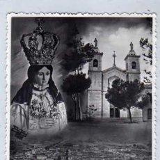 Postales: MURCIA. YECLA. FOTOS REPORTAJE TANI. VISTA Y PATRONA DE LA CIUDAD.. Lote 26865517