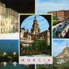 Postales: MURCIA 2038 ESCRITA CIRCULADA CON SELLO EDICIONES ARRIBAS . Lote 27328426