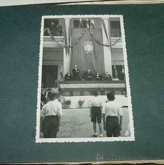 Postales: ANTIGUO ALBUM DEL COLEGIO MARISTA LA MERCED - MURCIA - ALBUM REALIZADO PARA Antonio Pasqual de Rique - Foto 3 - 27953345
