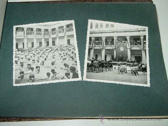 Postales: ANTIGUO ALBUM DEL COLEGIO MARISTA LA MERCED - MURCIA - ALBUM REALIZADO PARA Antonio Pasqual de Rique - Foto 5 - 27953345