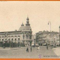 Postales: POSTAL ORIGINAL AÑO 1923 CARTAGENA - EXPLANADA DONDE SE CELEBRÓ EL ACTO CORONACION VIRGEN CARIDAD SC. Lote 28353071