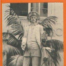 Postales: POSTAL ORIGINAL AÑO 1923 - CARTAGENA - FUNDADOR SANTO HOSPITAL DE CARIDAD - FOTO CASAÚ. Lote 28353132
