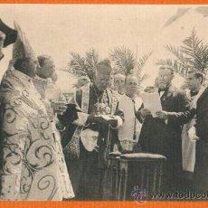 Postales: POSTAL ORIGINAL AÑO 1923 - NOTARIO LEYENDO ACTA CORONACION VIRGEN CARIDAD - CARTAGENA - FOTO CASAÚ . Lote 28353400