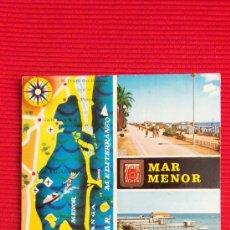 Postales: MAR MENOR - SANTIAGO DE LA RIBERA. Lote 28434245