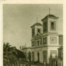 Postales: AGUILAS (MURCIA).- IGLESIA PARROQUIAL DE SAN JOSÉ.- EDIC. ARRIBAS Nº 3.-. Lote 28732366