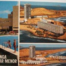 Postales: 153 LA MANGA DEL MAR MENOR MURCIA POSTAL ESPAÑA - MIRA MAS DE ESTA CIUDAD EN MI TIENDA. Lote 28740707