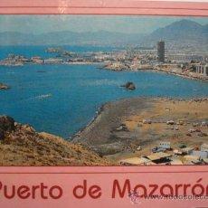 Postales: 155 PUERTO DE MAZARRON MURCIA POSTAL ESPAÑA - MIRA MAS DE ESTA CIUDAD EN MI TIENDA. Lote 28740717