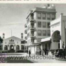 Postales: AGUILAS (MURCIA).- AVENIDA DEL CAUDILLO.- EDIC. AZNAR Nº 31.- FOTOGRÁFICA.. Lote 28912749